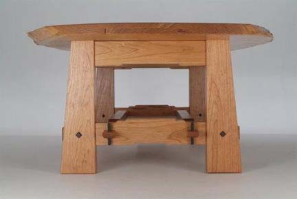 Cats Paw Coffee Table By Wayne Ignatuk