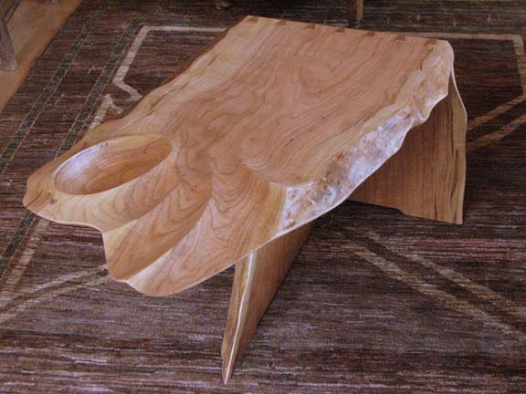 Swallowtail Studio Colossal Birch Coffee Table