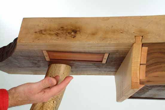 Bedside Table With Secret Compartment Secret Compartment A secret compartment